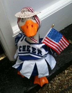 Daisy  - The All American Duck! :)