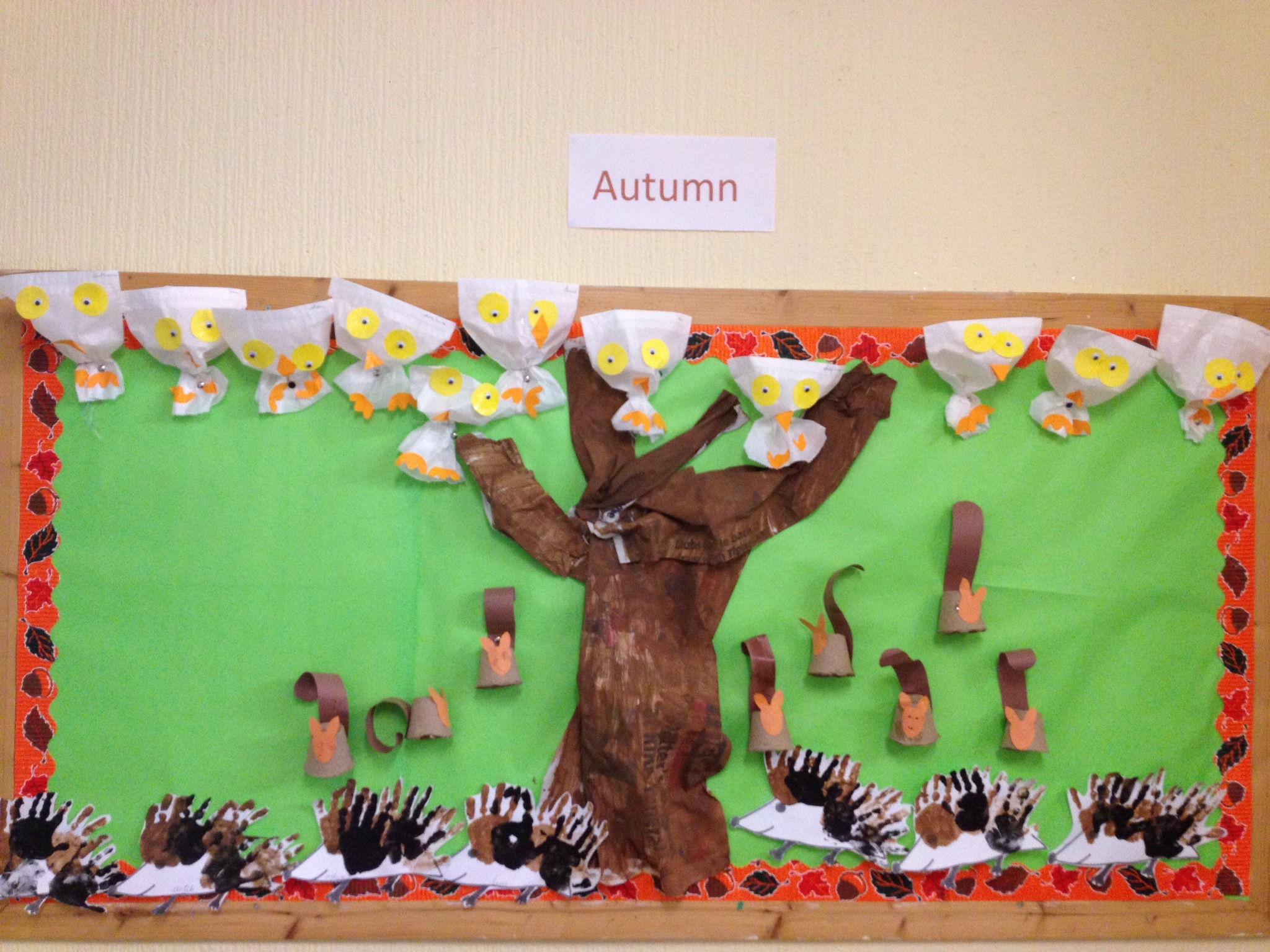 Classroom Display Ideas Nursery ~ September hedley park montessori school