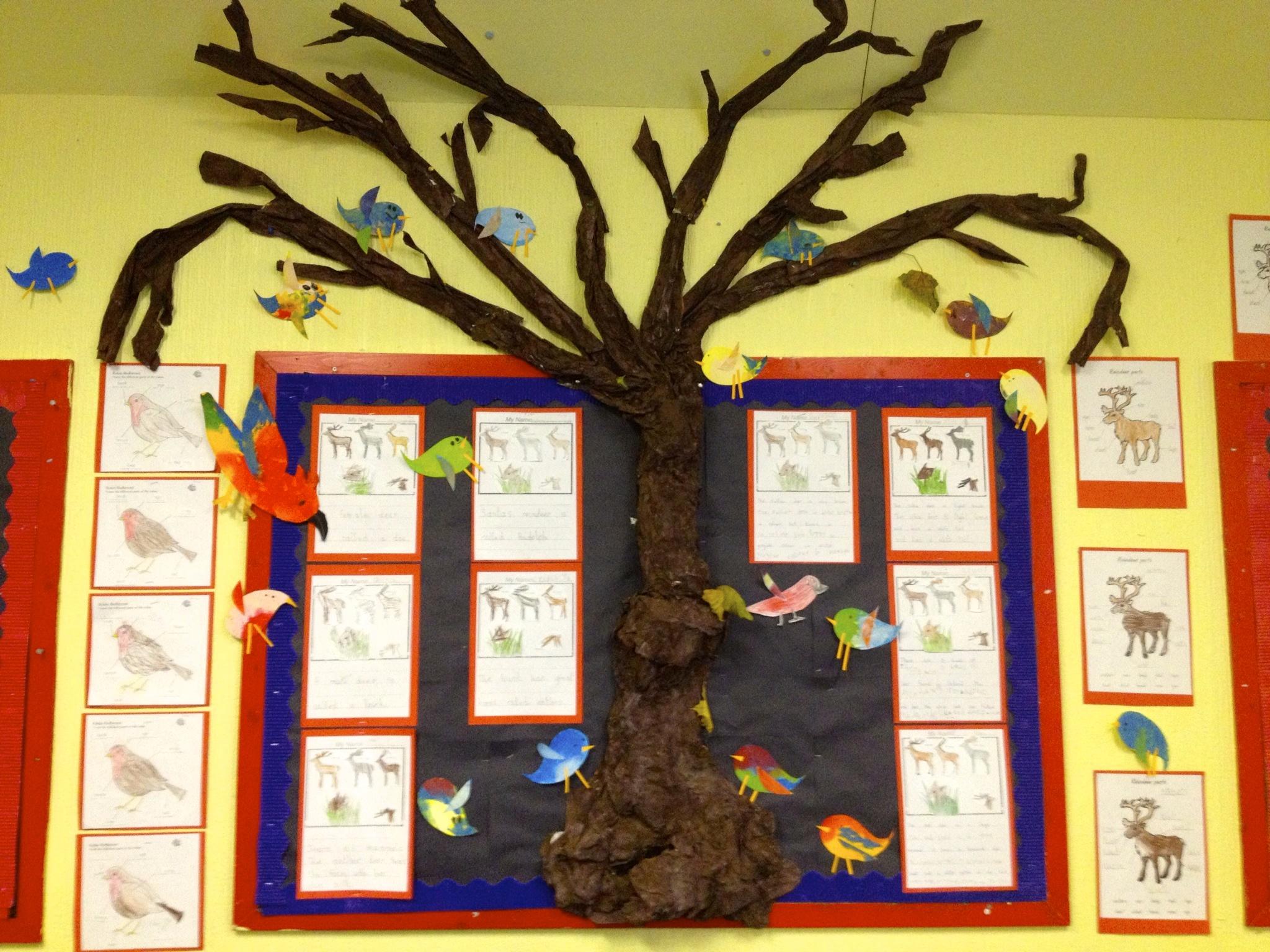 Montessori Classroom Wall Decoration : December hedley park montessori school