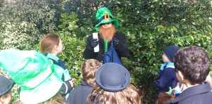 At last we find O'Leprechaun
