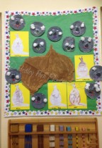 The Nursery class visited Australia