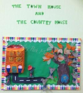 Nursery class Story Board