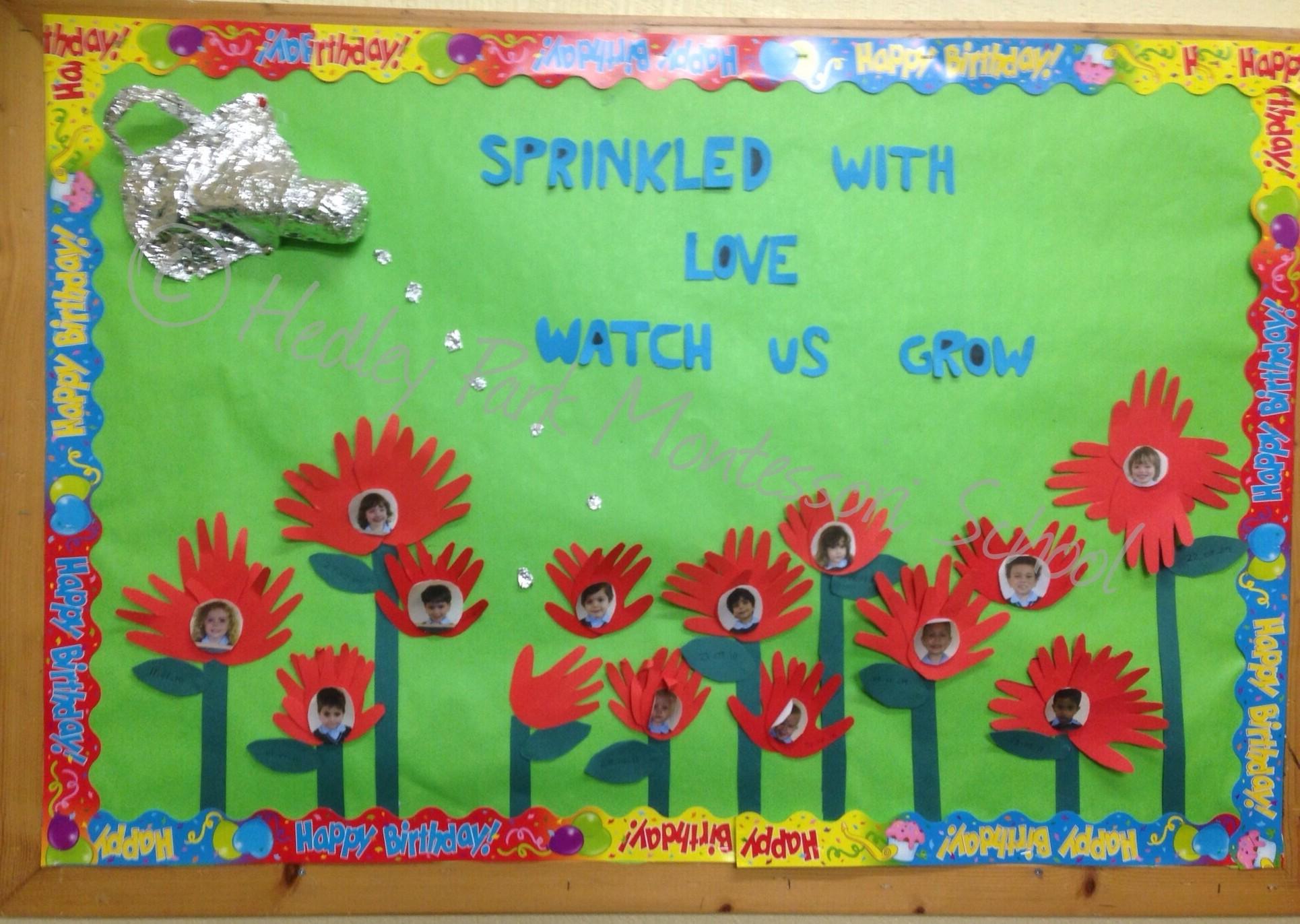 Montessori Classroom Wall Decoration : Montessori classroom decoration images