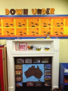Australia board in the Junior Class