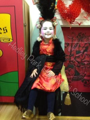 Empress of Hedley