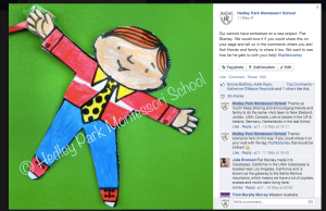 Flat Stanley goes viral!