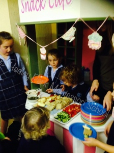 Autumn Term - Snack Cafe