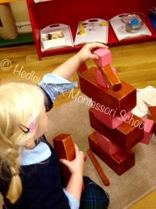 Nursery Class - Sensorial Structures