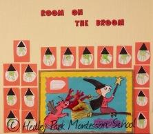 Nursery Class - Room on the broom