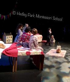 School Play - Rehearsal